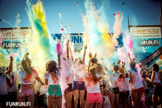 Colour Obstacle Rush