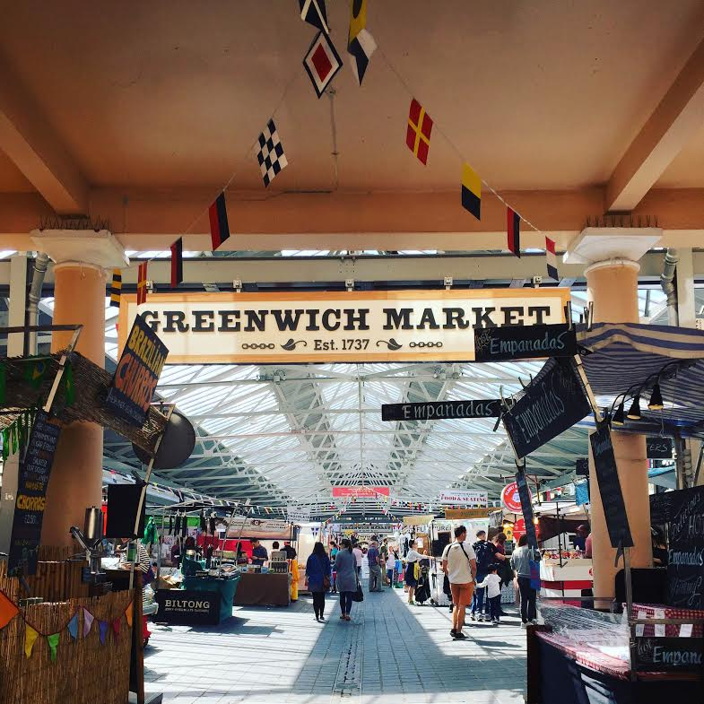 The Greenwich Market