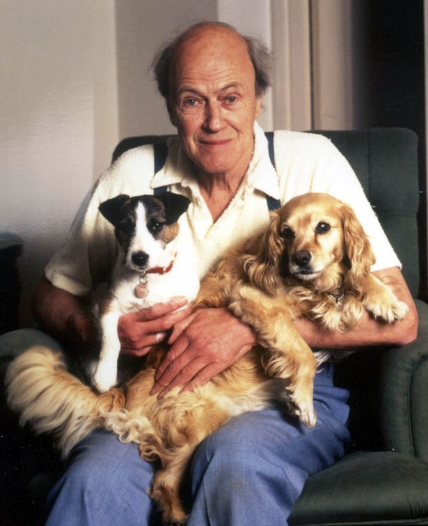 Happy Birthday Roald Dahl