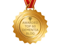 Top 60 Dementia Blog Award !!!
