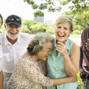 Combating Loneliness In Older People