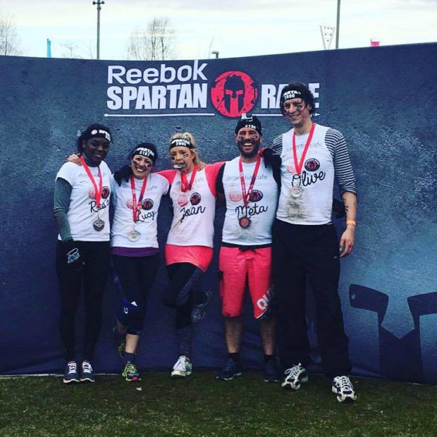Spartan Race Fundraiser Video