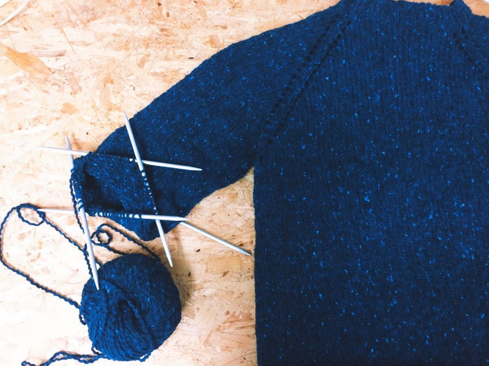 Knitting and Dementia