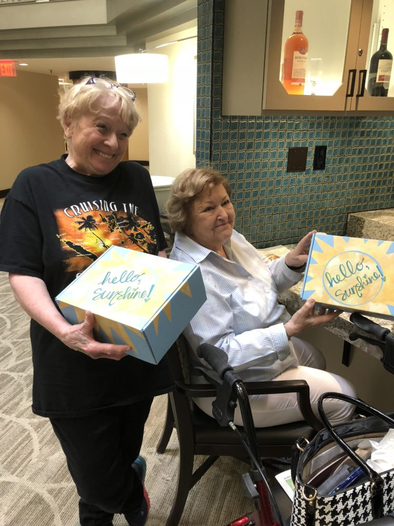 What's in the Box? Senior Delight…